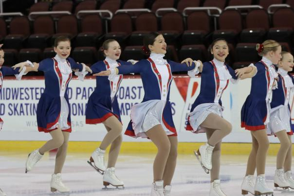 Midpac on ice