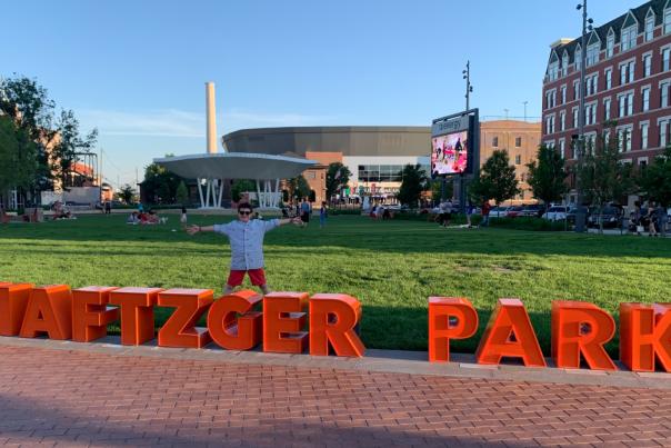 This Kansas City Mama - Naftzger Park