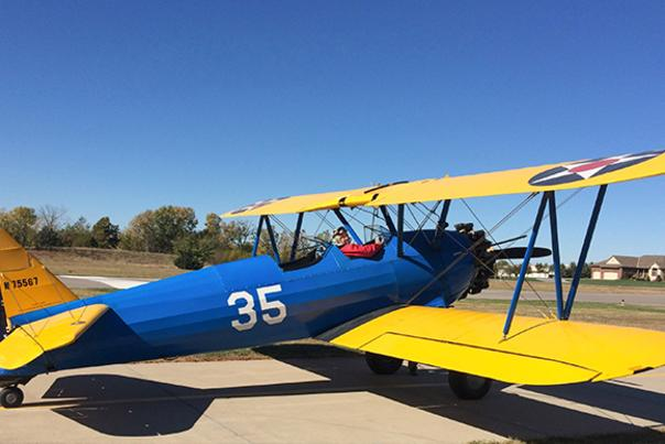 Stearman Outdoor Family Fun