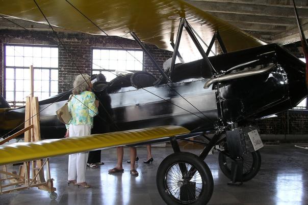Kansas Aviation Museum Restored Laird Swallow