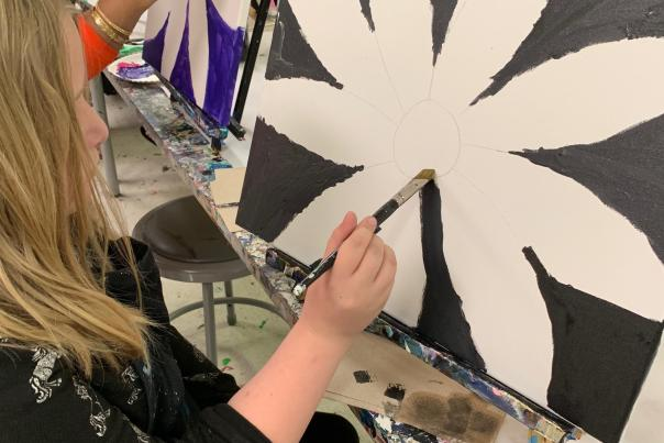 Parenting in Progress - Paint the Towne