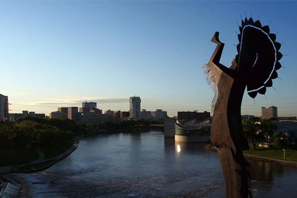 Keeper Wichita Skyline
