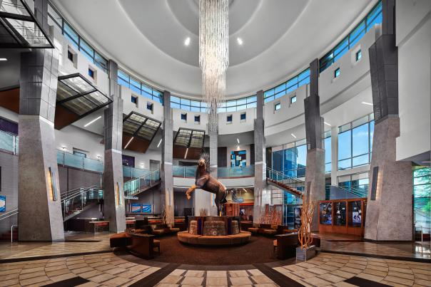 Gila River Hotels & Casinos - Wild Horse Pass lobby