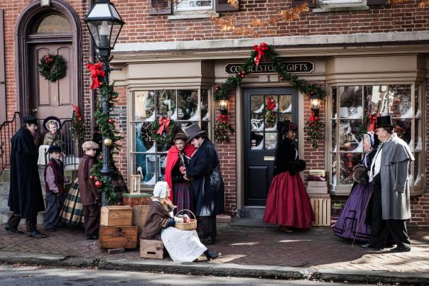 Spirit of Christmas Historic New Castle