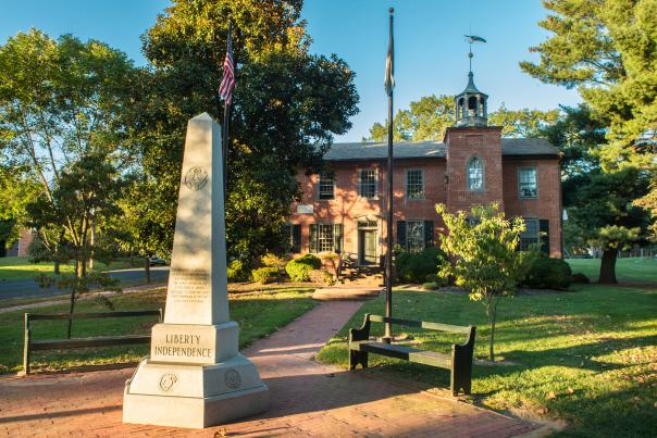 Historic Odessa, Delaware