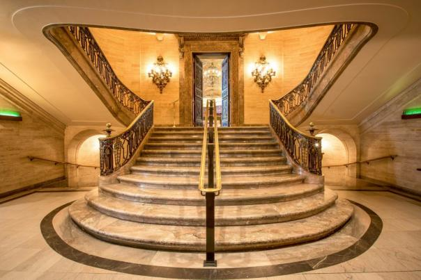 Hotel DuPont Gold Ballroom
