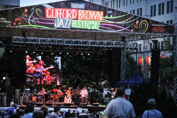 Clifford Brown Jazz Fest