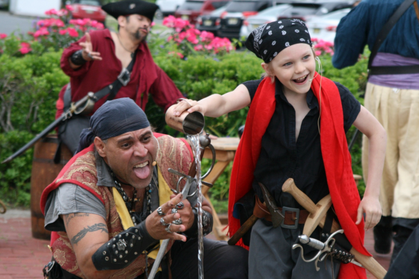 Pirate Festival Kalmar Nyckel