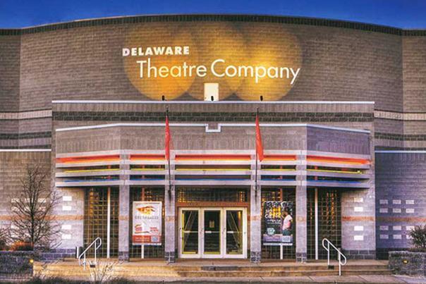 Delaware Theatre Company Exterior