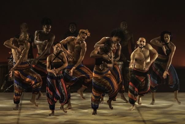 Step Afrika! Delaware Art Museum