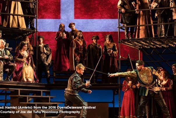 Hamlet - OperaDelaware
