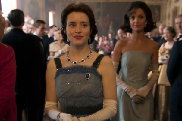 Costuming the crown