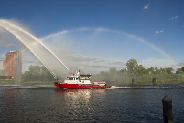 Rainbow Riverfront