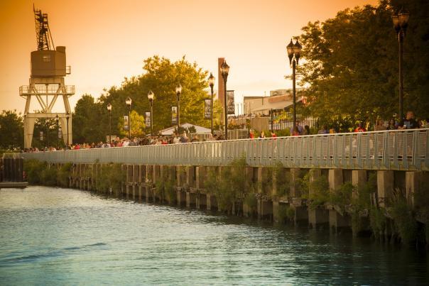 Riverwalk Wilmington Riverfront