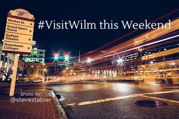 Wilmington Night Scene - Instagram