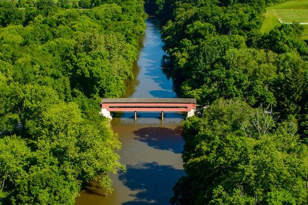 Brandywine Valley Covered Bridge