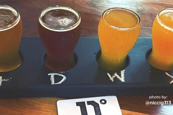 Dew Point Brewery Instagram
