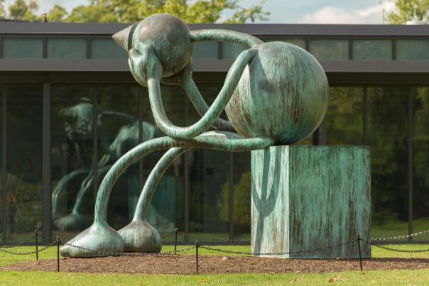 DAM Sculpture