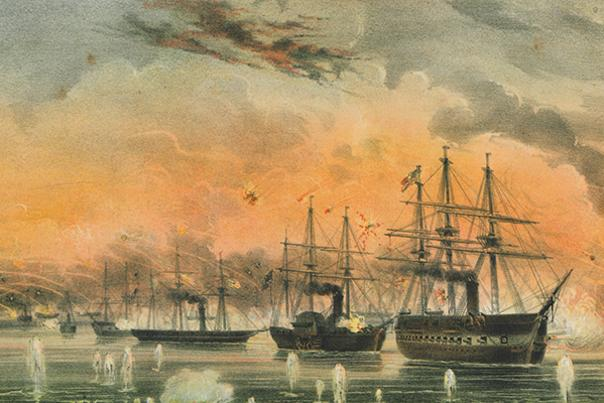 Hagley and the Civil War Sheet Music