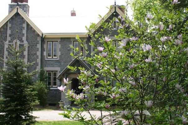 Rockwood Mansion and Park - Mansion