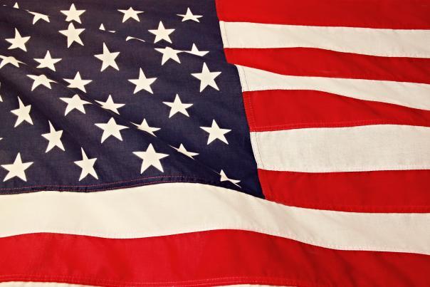 American Flag - Stock