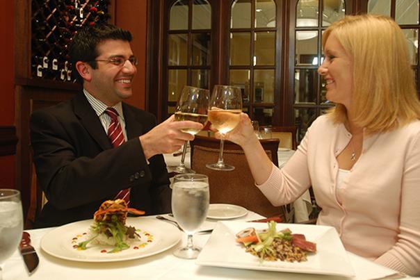 Romantic Dining Hilton