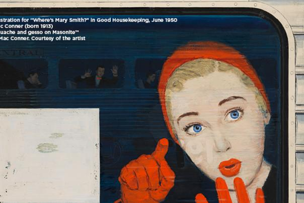 Mac Conner - Where's Mary Smith
