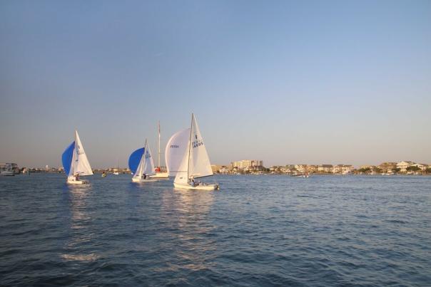 WB sailing blog