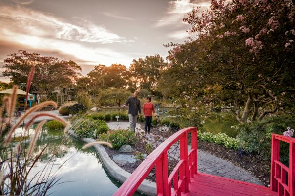 Wilmington Arboretum Fall Ad Shoot