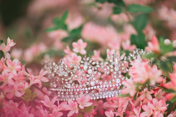 Queen's Crown from Azalea Festival
