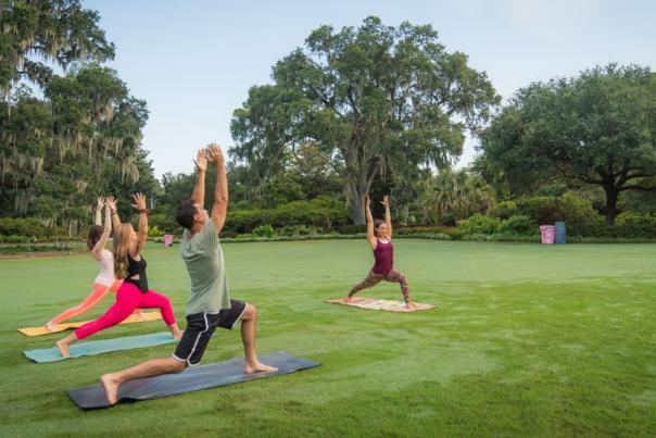 DRT Yoga Airlie Gardens