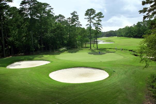 Panther Trail Golf Course in The Woodlands, TX