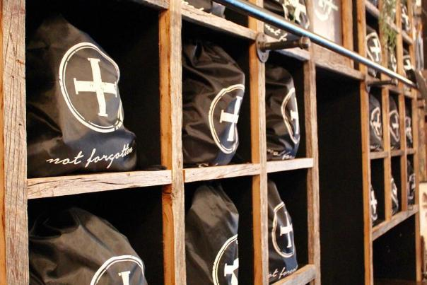 Philanthropy - Blessing bags