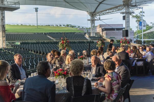 Pavilion Stage - Meetings