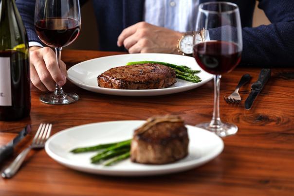 Del Friscos Steak