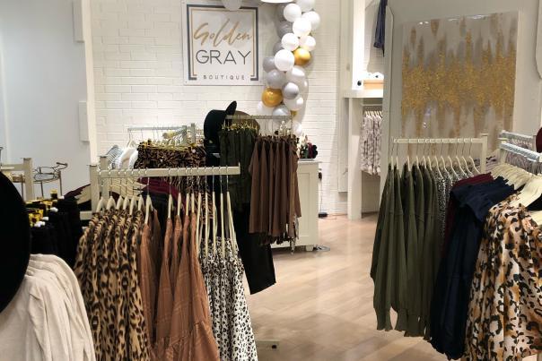 Golden Gray Boutique at Market Street