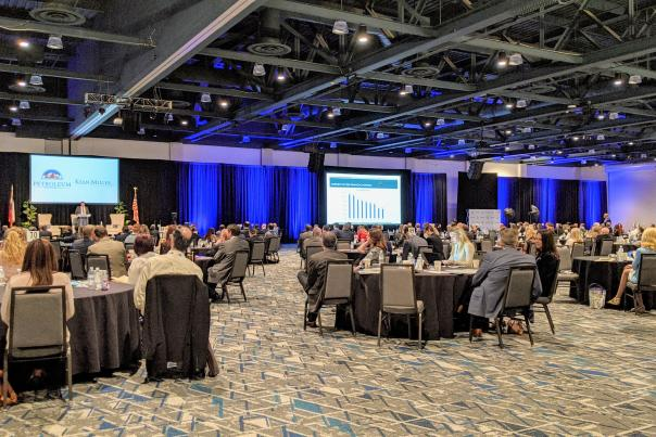 Economic Outlook Conference at The Woodlands Waterway Marriott