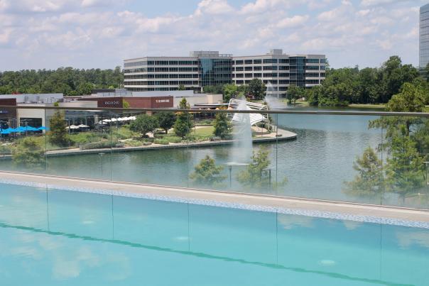 Pool from Embassy Hughes Landing