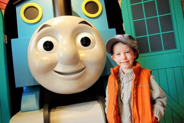 Thomas the Tank Engine (2)