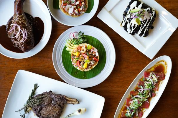 Uli's Kitchen Menu Options