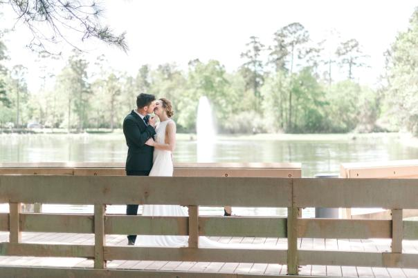 Glade Wedding Lake View