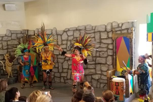 Performing Artists at The Woodlands Children's Museum