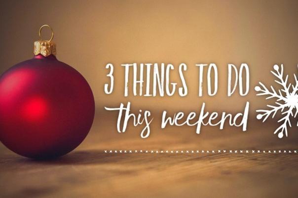 3 Things Holiday Post
