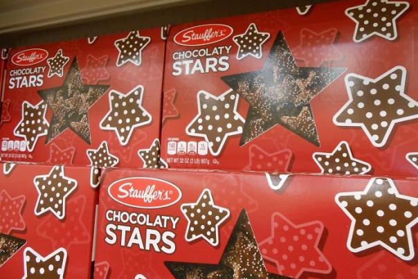 Stauffer's Chocolaty Stars