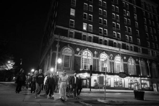 Spooky York Downtown Walking Tour