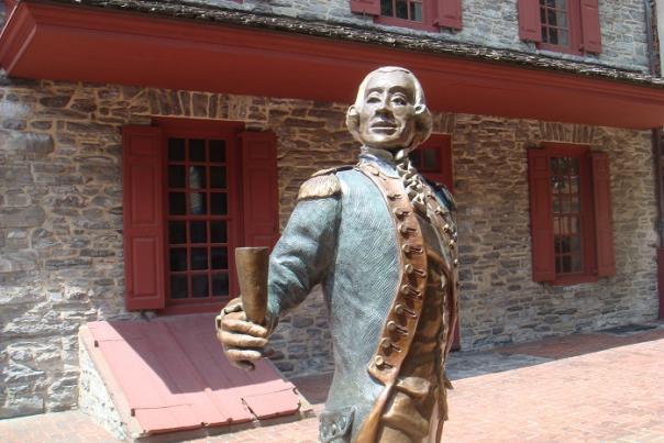 Lafayette Statue Blog Sized