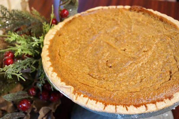 Brown's Sweet Potato Pie