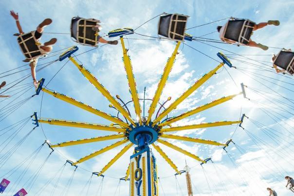 York Fair swing