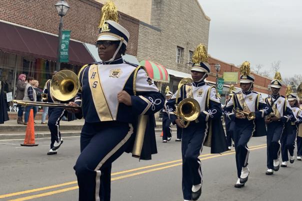 MLK Parade York 2020
