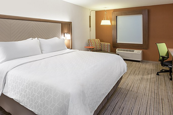 DNT - STL - Holiday Inn Express & Suites Rock Hill